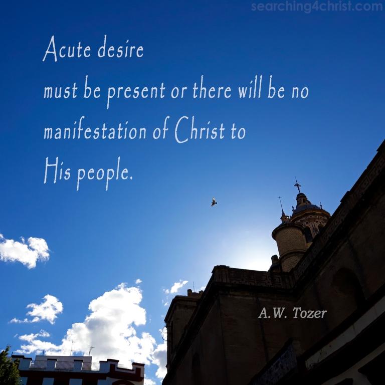 Acute Desire