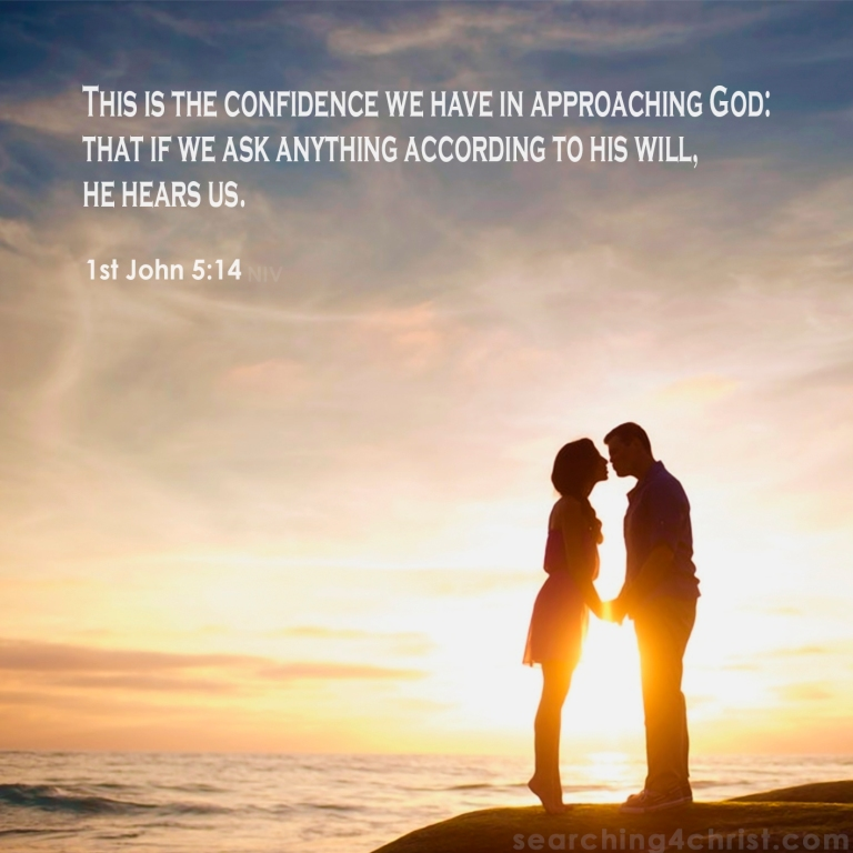 1st John 5:14 According to God´s Will