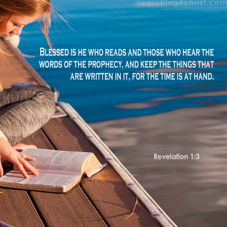 Revelation 1:3 Blessed Ones