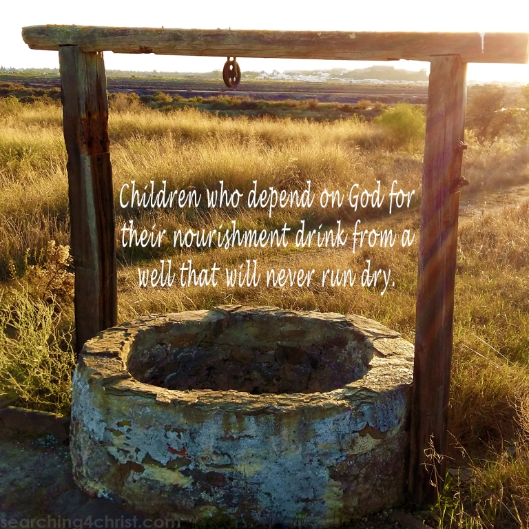 Children Who Depend on God