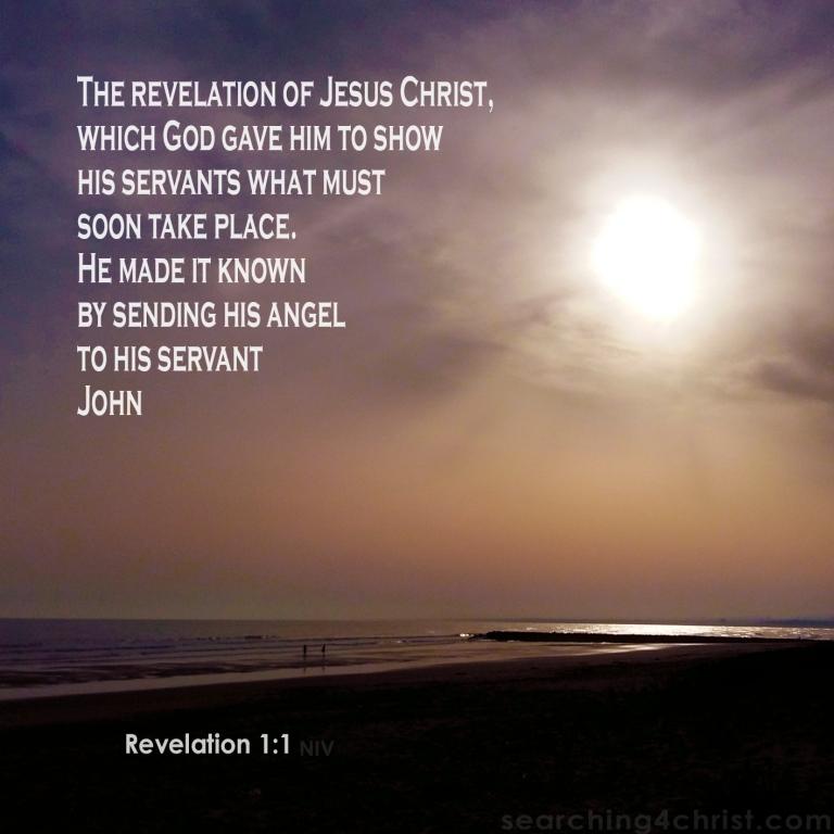 Revelation 1.1 The Revelation