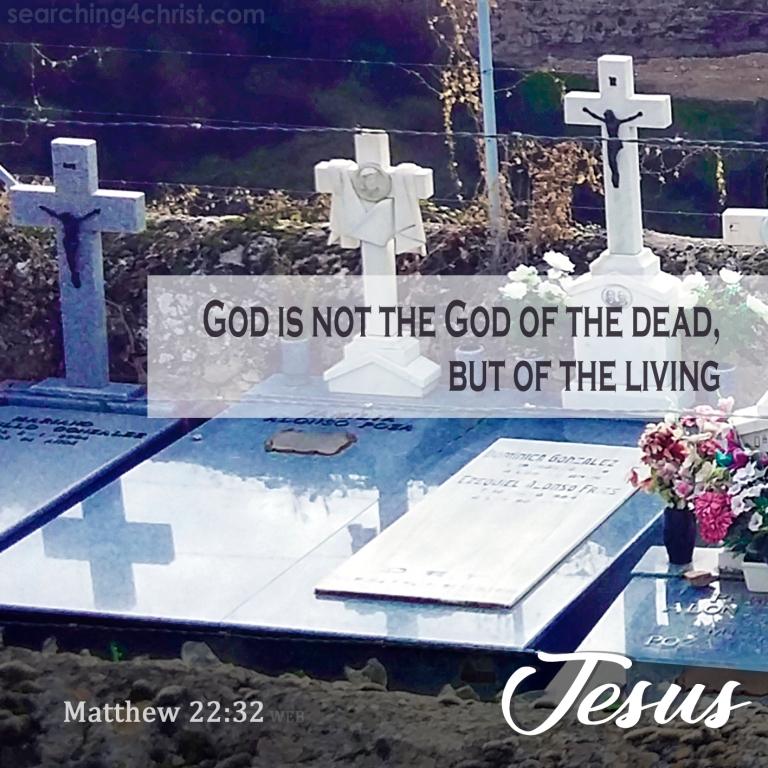 Matthew 22:32