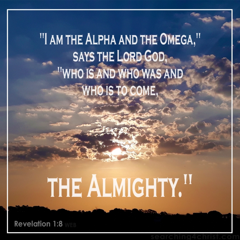 Revelation 1:8 The Almighty