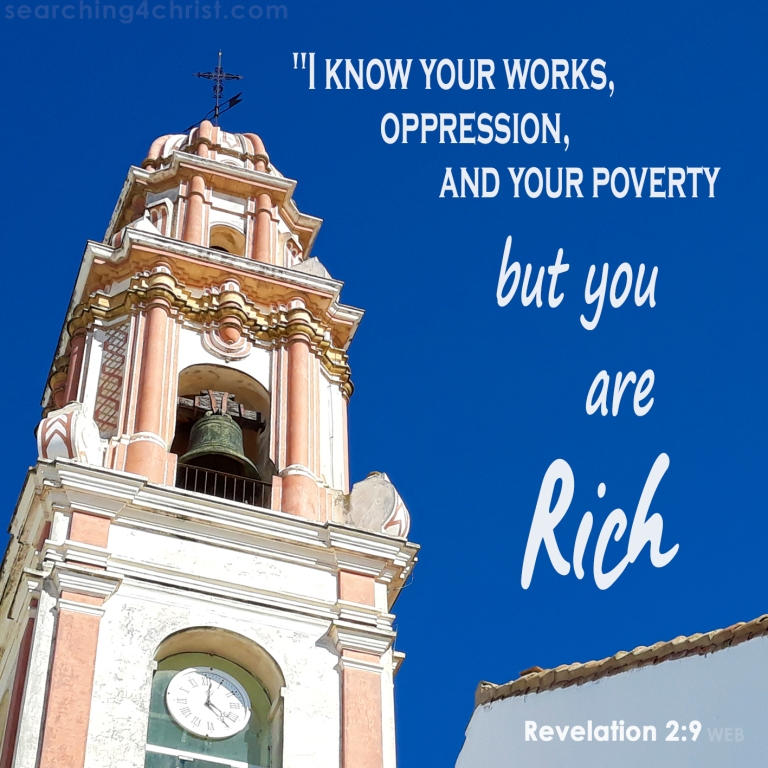 Revelation 2:9 Rich