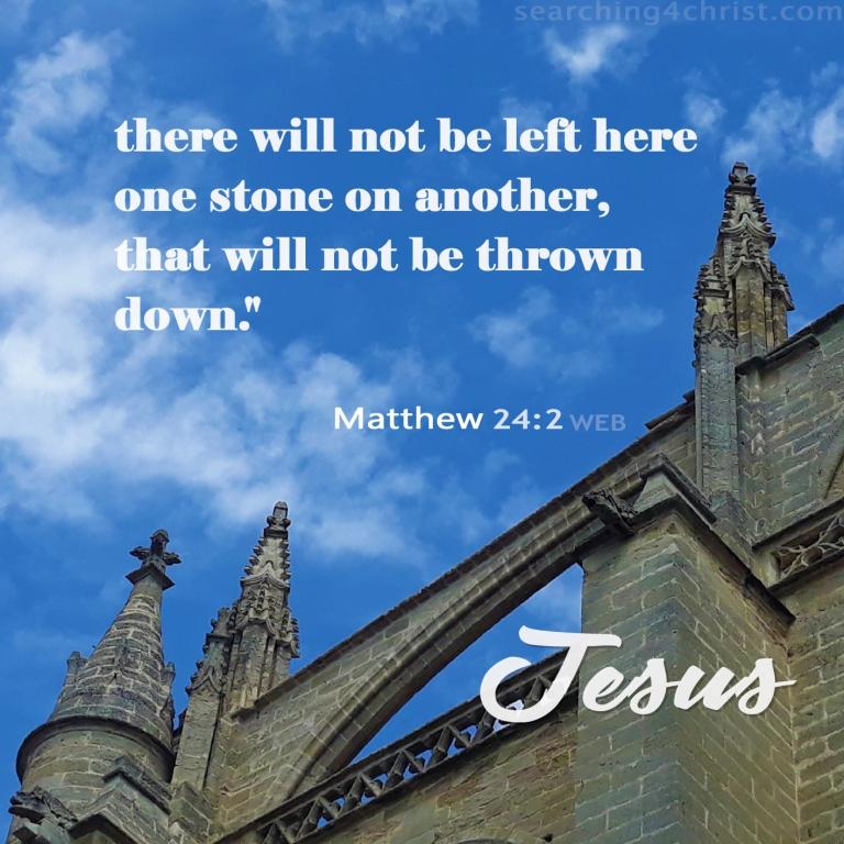 Matthew 24:2