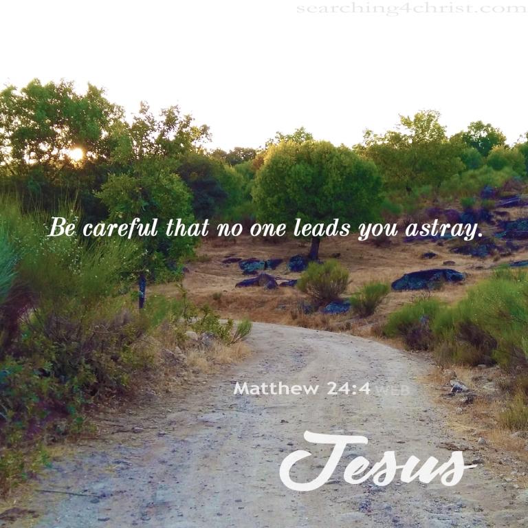 Matthew 24-4