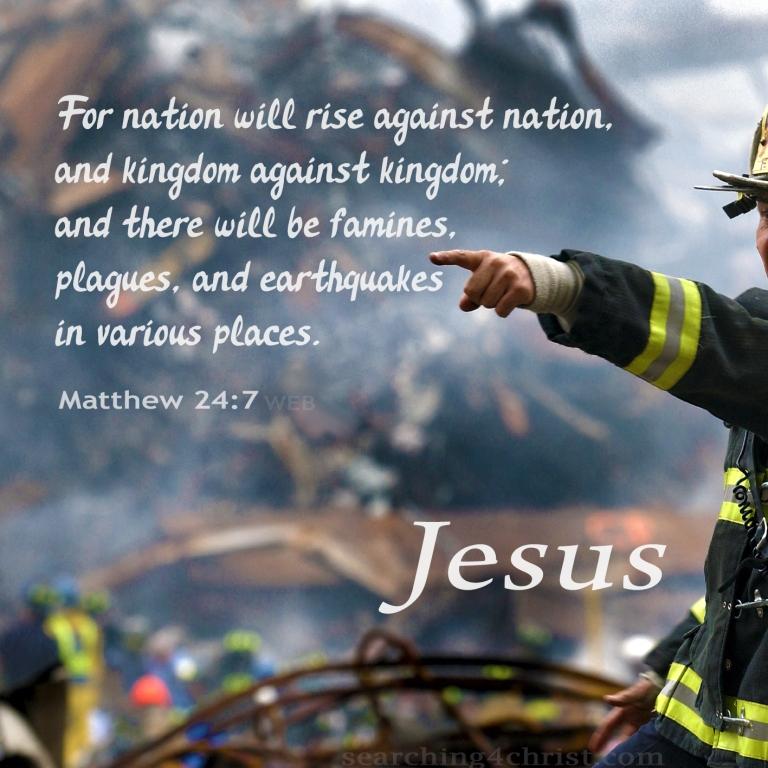 Matthew 24-7