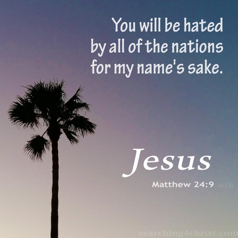 Matthew 24:9