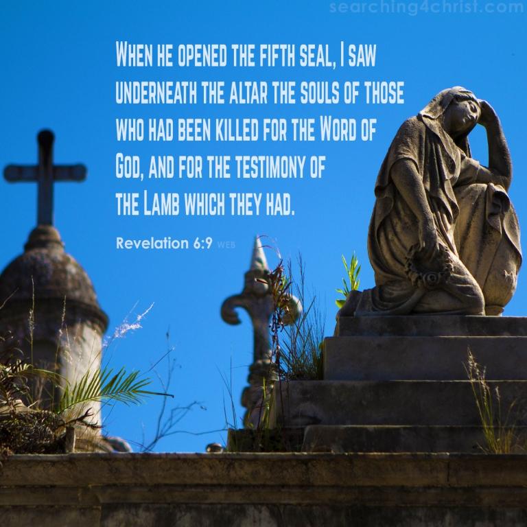 Revelation 6:9 Testimony
