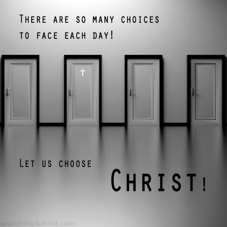 Choose The Way