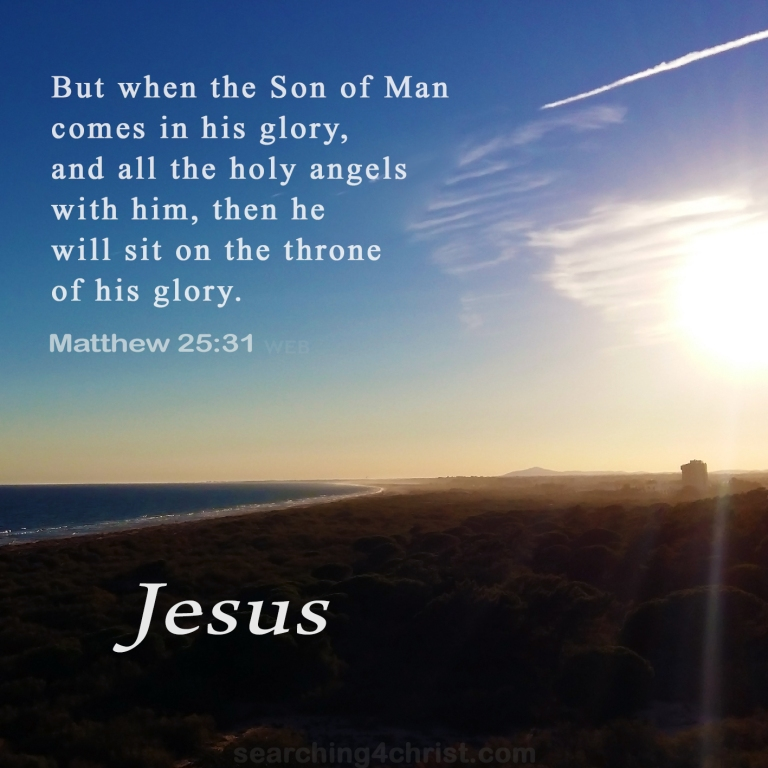 Matthew 25:31