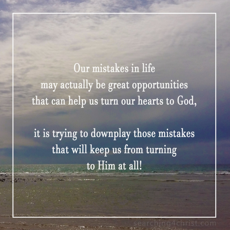 Opportunities to Turn to God
