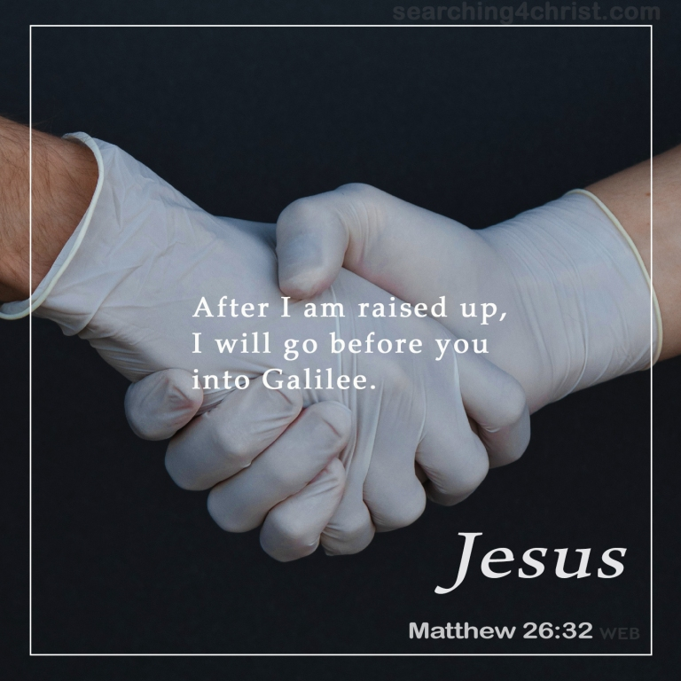 Matthew 26:32