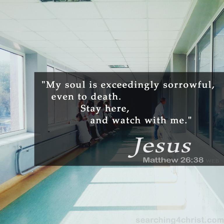 Matthew 26:38