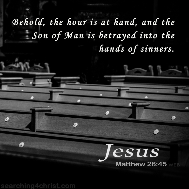 Matthew 26:45