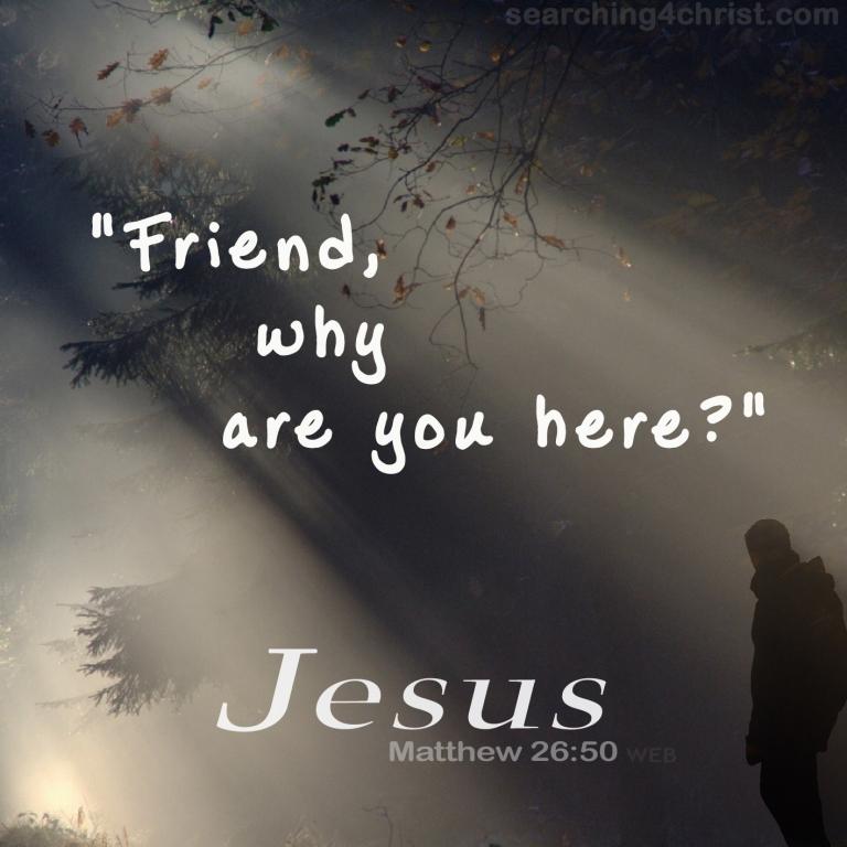 Matthew 26:50