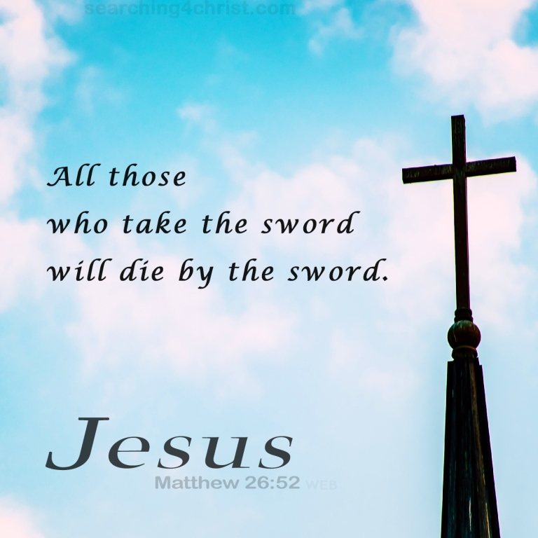 Matthew 26:52