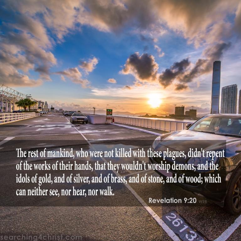 Revelation 9:20