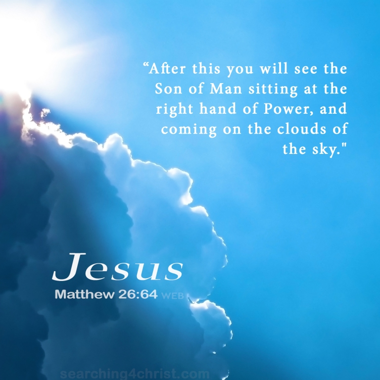 Matthew 26:64
