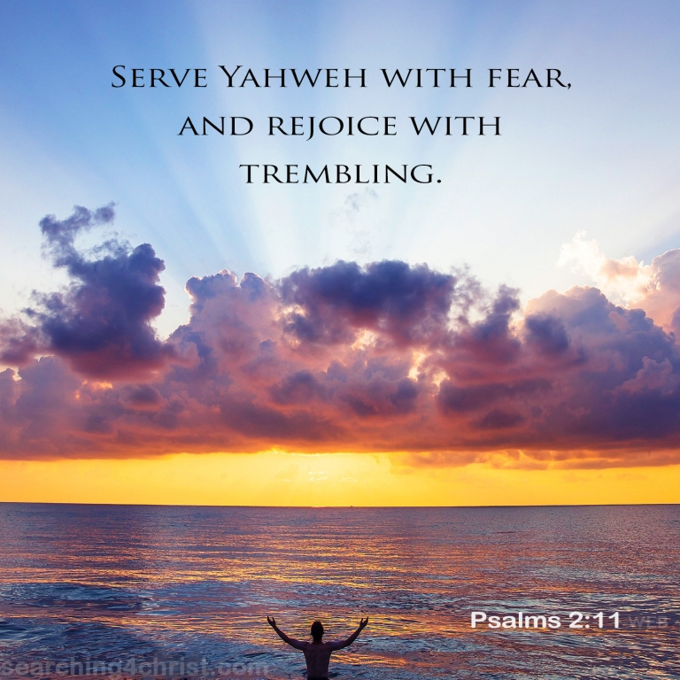 Psalm 2:11