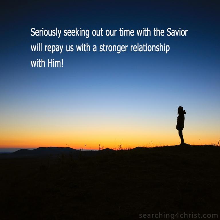 Serious Seeking Repays