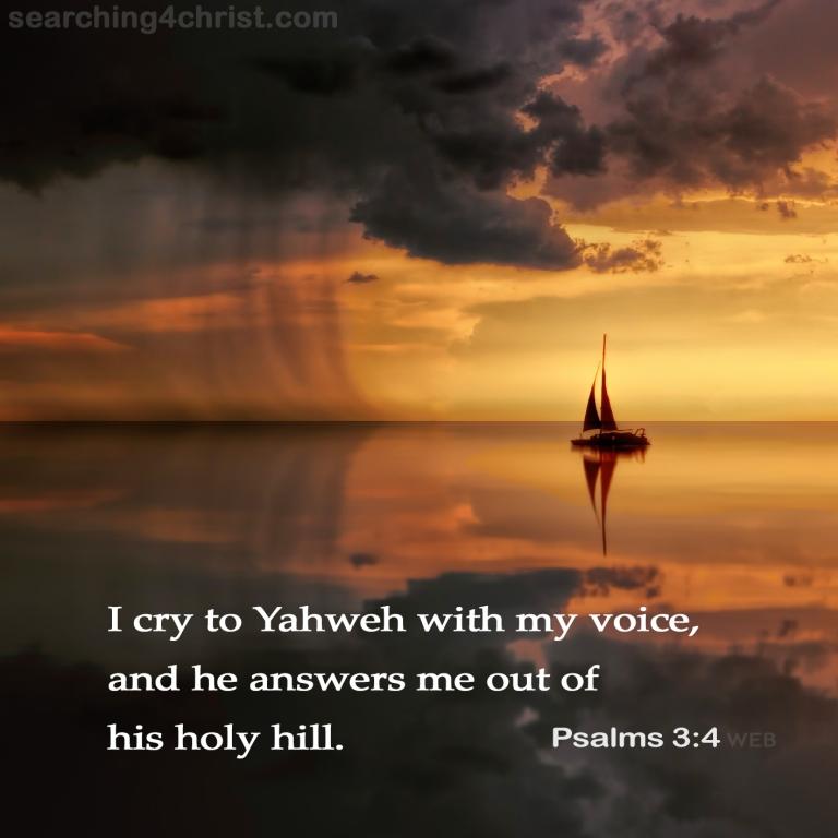 Psalm 3:4
