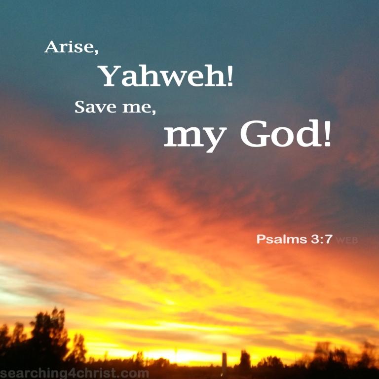 Psalm 3:7