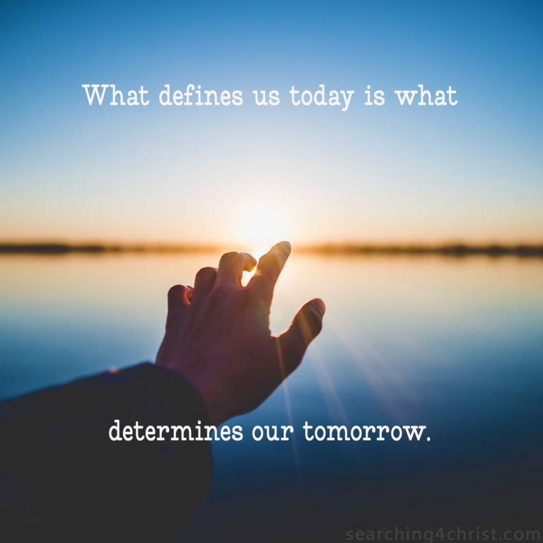 What Determines Tomorrow